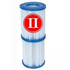 6 Pack Bestway Filter Cartridge Type II