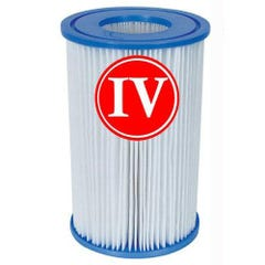 6 Pack Bestway Filter Cartridge Type IV