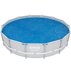 Flowclear 14ft Above Ground Round Frame Pool Solar Cover