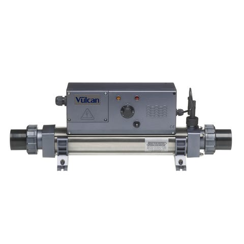 Elecro Digital Swimming Pool Heater Size 9-kW 1/3 Phase