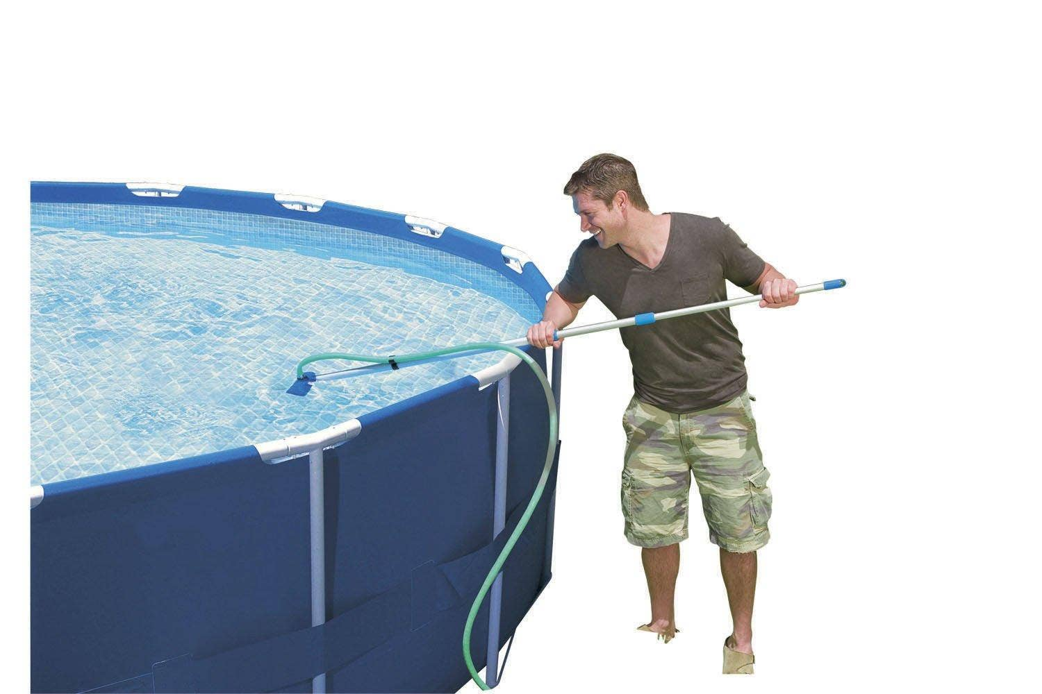 Intex Pool Cleaning
