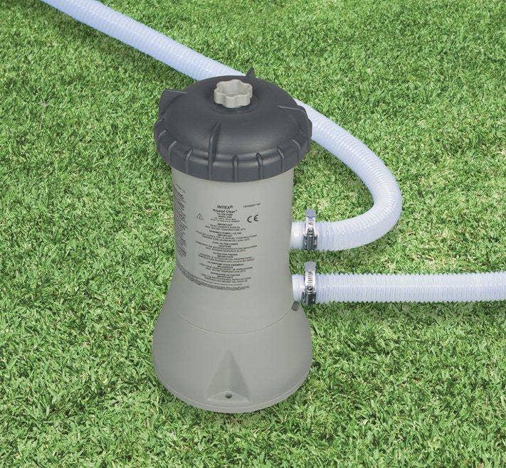 Intex Cartridge Filter Pump